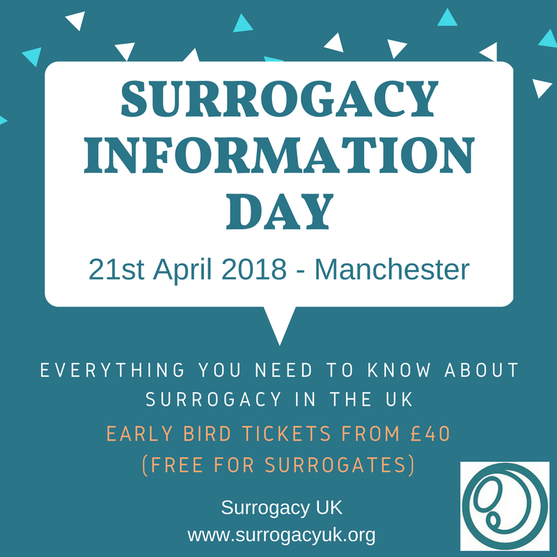 Surrogacy Information Day