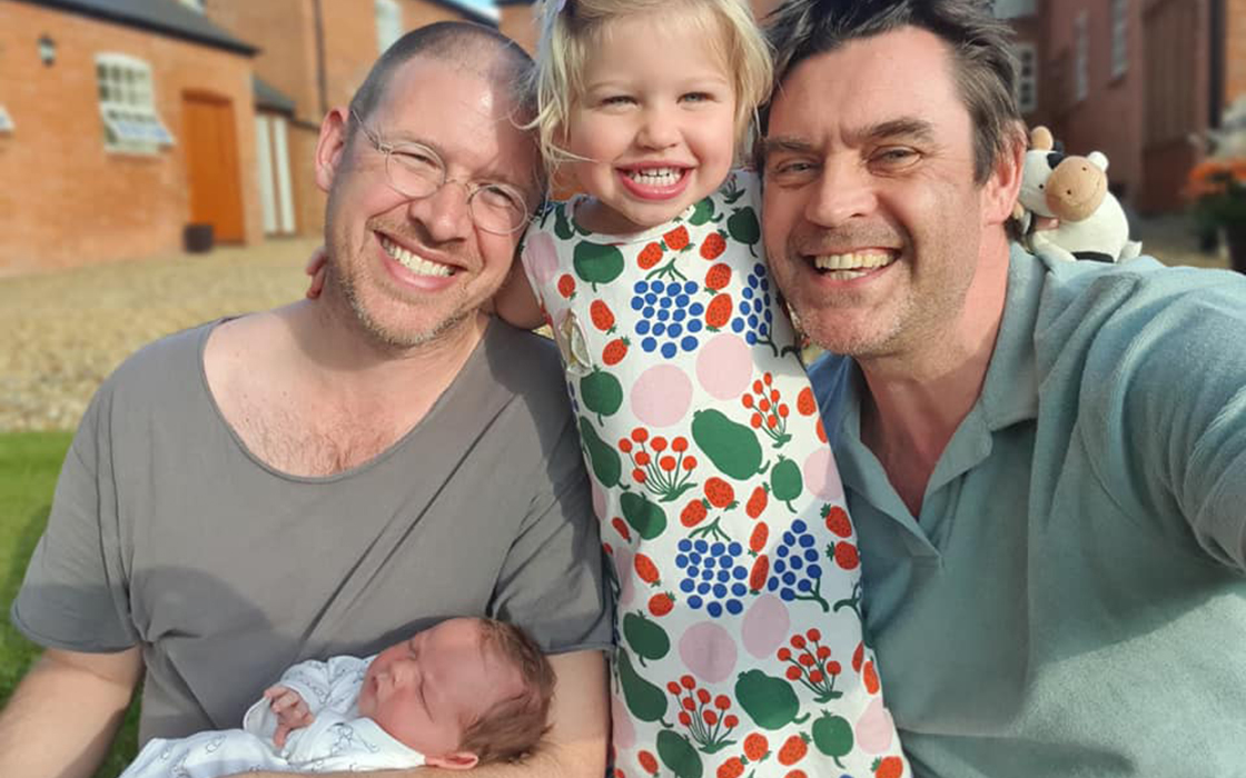 The A-Team – Our Birth Story